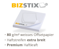 BIZSTIX® Classic 50 x 72 mm