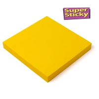 Post-it® Super Sticky Notes 76 x 76 mm narzissengelb