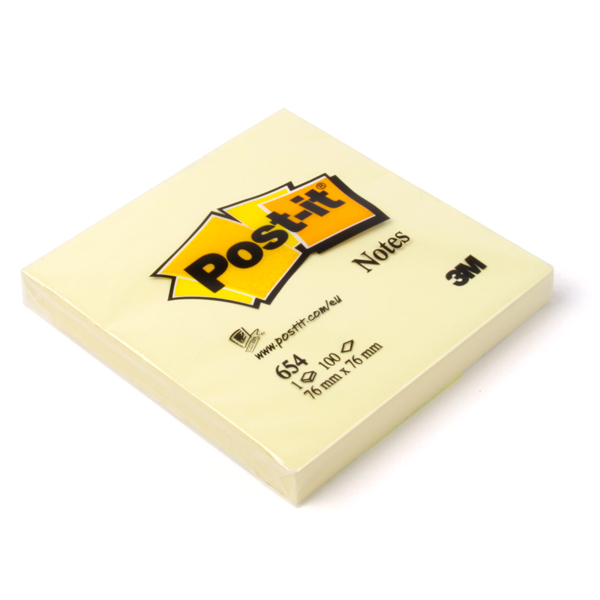 Post-it® Notes Classic 76 x 76 mm